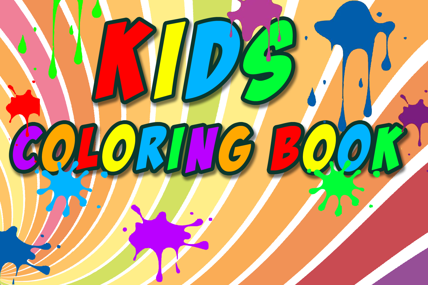coloring book Play
