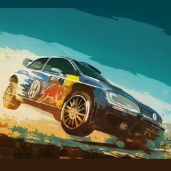 Desert Racing Play