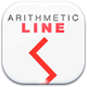 Arithmetic Line Play