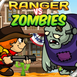 Ranger VS Zombies Play
