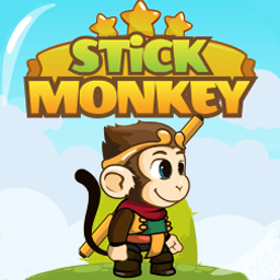 Stick Monkey Play