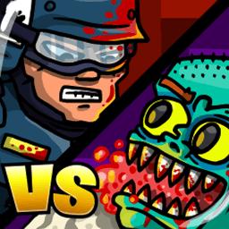 Swat Zombie Play